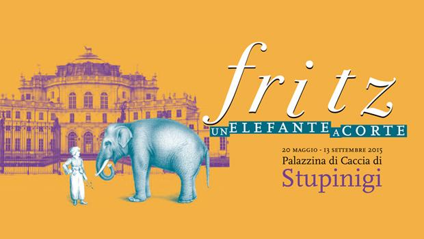 Fritz. Un elefante a corte